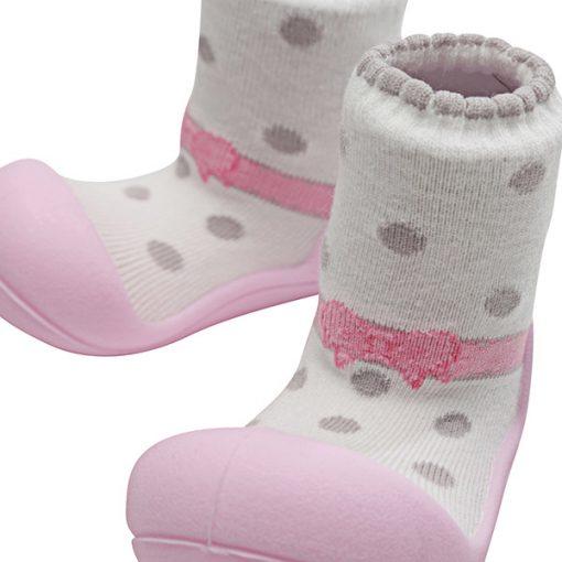 Giầy tập đi Attipas Ballet - giày tập đi cho bé gái - giày cho bé gái 1 tuổi