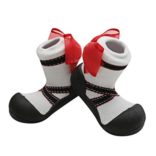 Giầy tập đi Attipas Ballet - giày tập đi bé gái - giày cho bé gái 1 tuổi, giầy xinh cho bé gái