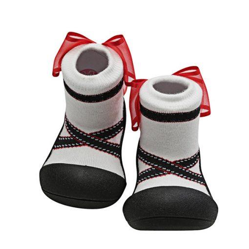 Giầy tập đi Attipas Ballet - giày tập đi bé gái - giày cho bé gái 1 tuổi, giầy đẹp cho bé gái
