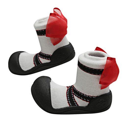 Giầy tập đi Attipas Ballet - giày tập đi bé gái - giày cho bé gái 1 tuổi, giầy xinh cho bé gái 2 tuổi
