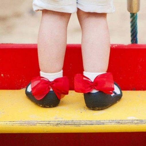 Giầy tập đi Attipas Ballet - giày tập đi bé gái - giày cho bé gái 1 tuổi, giầy xinh cho bé gái 1 tuổi