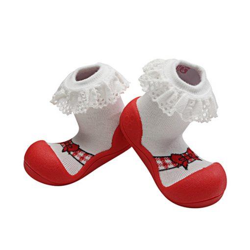Giầy tập đi Attipas Ballet - giày tập đi cho bé gái 1 tuổi - giày cho bé gái 1 tuổi