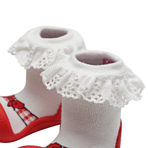 Giầy tập đi Attipas Ballet - giày tập đi cho bé gái 1 tuổi - giày xinh cho bé gái 1 tuổi
