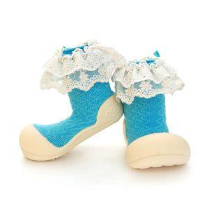 Giầy tập đi Attipas Lady Sky AW03 - giày cho bé tập đi hà nội - giày xinh cho bé gái 1 tuổi tập đi