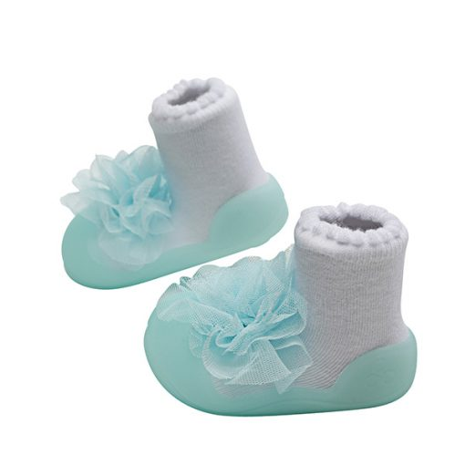 Giầy tập đi Attipas New Corsage - Giầy cho bé gái 1 tuổi - Giầy cho bé gái tập đi, giầy xinh cho bé gái