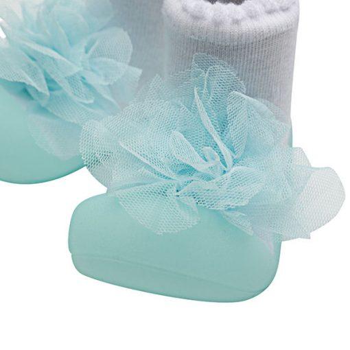 Giầy tập đi Attipas New Corsage - Giầy cho bé gái 1 tuổi - Giầy tất Hàn Quốc, giầy xinh cho bé gái 1 tuổi