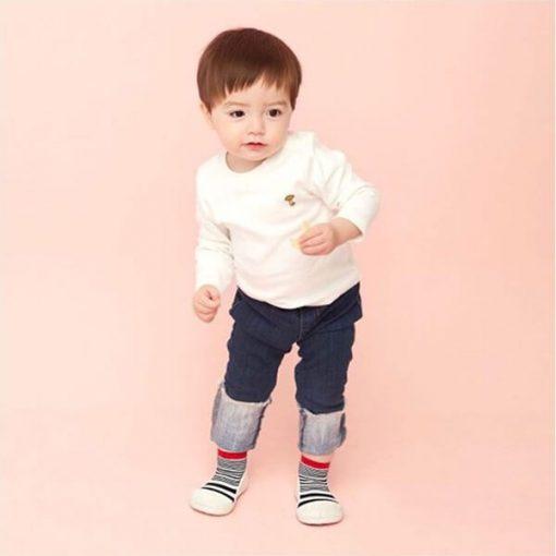 Giầy tập đi Attipas Urban Red BU02 - giầy cho bé trai tập đi - giầy bé trai 1 tuổi
