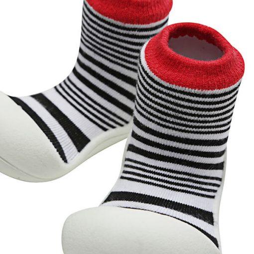 Giầy tập đi Attipas Urban Red BU02 - giày trẻ em cao cấp tphcm - giày bé trai cao cấp hà nội