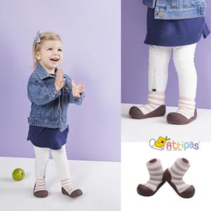 giầy tập đi attipas natural herb pink - giầy xinh cho bé trai 3 tuôi - giầy xinh cho bé gái 3 tuổi
