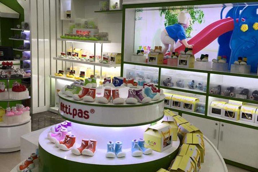 shop bán giày tập đi attipas - địa chỉ bán giầy tập đi - cửa hàng giày chức năng tập đi