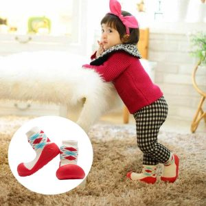 Giầy tập đi Attipas Argyle - Giầy cho bé gái 1 tuổi - Giầy bé gái tập đi tphcm, giầy xinh cho bé gái
