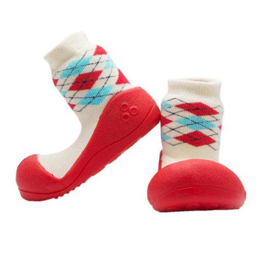 Giầy tập đi Attipas Argyle - Giầy cho bé gái 1 tuổi - Giầy bé gái tập đi tphcm, giầy xinh cho bé gái tập đi