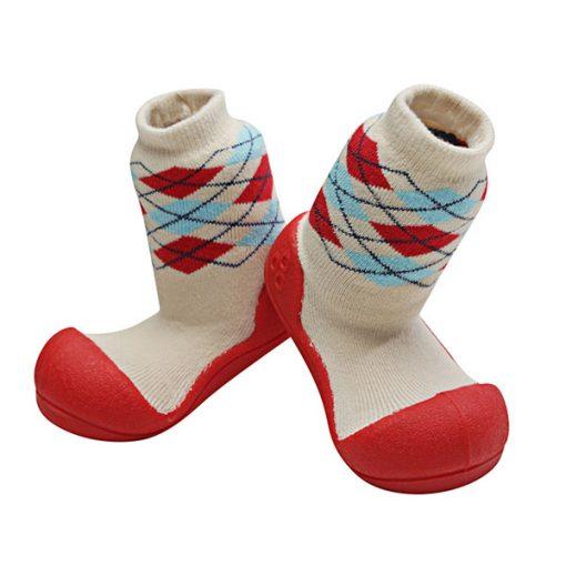 Giầy tập đi Attipas Argyle - Giầy cho bé gái 1 tuổi - Giầy bé gái tập đi tphcm, giày bé gái cao cấp
