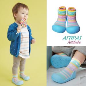 Giầy tập đi Attipas Attibebe - giầy xinh cho bé gái - giầy xinh cho bé trai