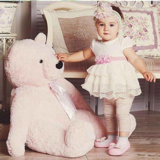 Giầy tập đi Attipas Crystal Pink AQ01 - giày xinh cho bé gái - giày xịnh cho bé gái