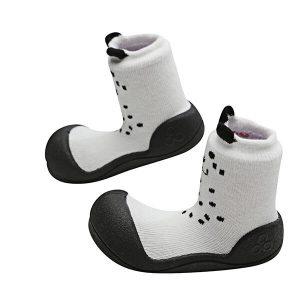 Giầy tập đi Attipas Cutie White A17CW- giầy xinh cho bé gái tập đi - giầy đẹp cho bé gái 3 tuổi
