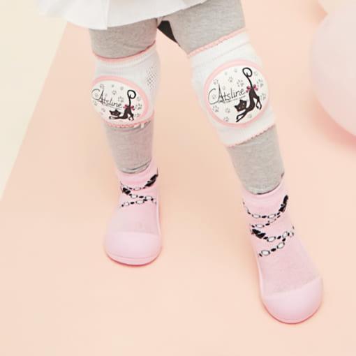 Giầy tập đi Attipas French Pearl - giầy bé gái tập đi - Giầy xinh cho bé gái