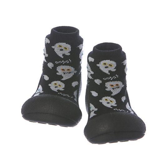Giầy chức năng tập đi Attipas Halloween A18H-Black - giầy xinh cho bé trai - giầy xinh cho bé gái