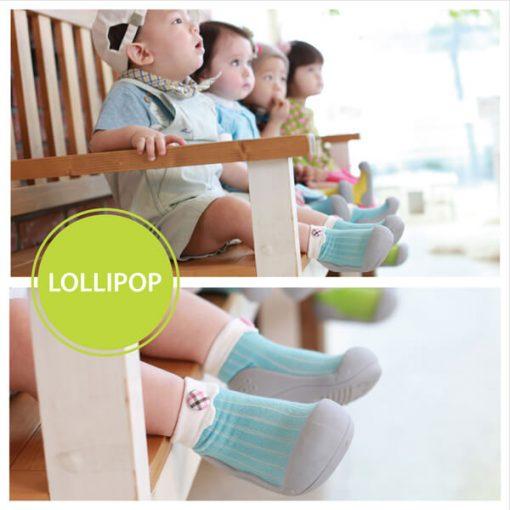 Giầy tập đi Attipas Lollipop Sky AP01 - giầy tập đi trẻ em - giày tập đi tphcm, giầy xinh cho bé