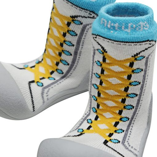 Giầy tập đi Attipas New Sneakers Sky AZ03 - giầy thể thao cho bé - giầy cho bé tập đi attipas