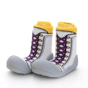 Giầy tập đi Attipas New Sneakers Yellow AZ01 - giầy trẻ em tập đi - giầy bé trai 2 tuổi