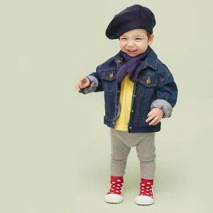 Giầy tập đi Attipas Polka Dot Red AD06 - giầy tập đi cho bé - giầy xinh cho bé trai 16 tháng
