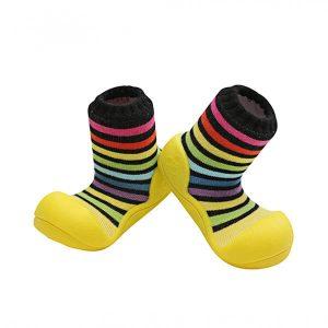 Giầy tập đi Attipas Rainbow - Giầy chức năng cho bé tập đi - giầy xinh bé trai 1 tuổi
