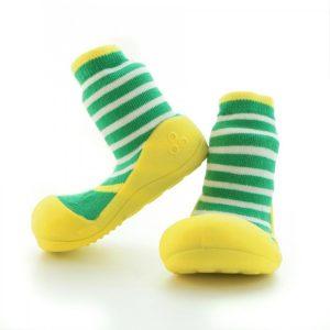 Giầy chức năng tập đi Attipas Ringle Yellow PR02 - giày tập đi cho bé trai - giầy tập đi attipas