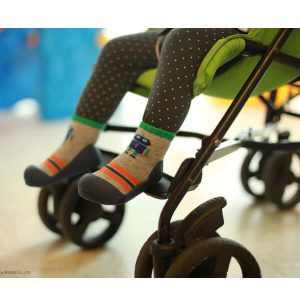 Giầy tập đi Attipas Robot Navy ARO02 - giầy tập đi hàn quốc - giầy xinh cho bé