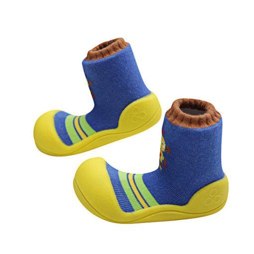 Giầy tập đi Attipas Robot Yellow ARO03 - giầy cho bé 6 tháng tuổi - giày cho bé trai 1 tuổi tphcm