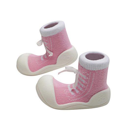 Giầy tập đi Attipas Sneakers - giày thể thao cho bé gái 2 tuổi - giày bé gái tập đi