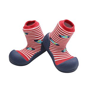 Giầy tập đi Attipas UFO Red AUF02- giầy xinh cho bé trai tập đi - giầy cho bé hà nội
