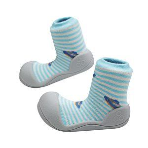 Giầy tập đi Attipas UFO Sky AUF01- giày tập đi của nhật - giày tập đi cho bé