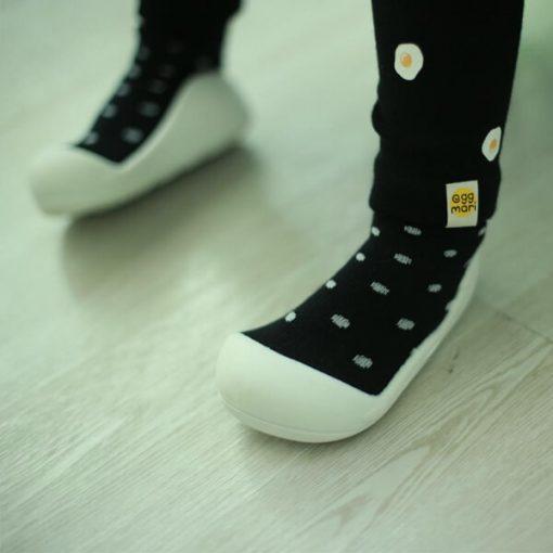 Giầy tập đi Attipas Urban Dot BU01 - giầy bé gái 2 tuổi - giày xinh cho bé gái tập đi