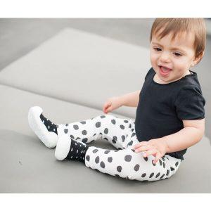 Giầy tập đi Attipas Urban Dot BU01 - giầy xinh cho bé trai - giầy bé trai 8 tháng