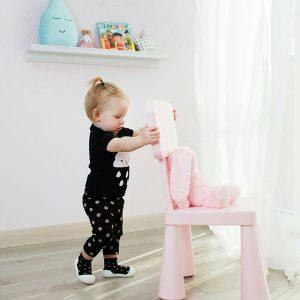 Giầy tập đi Urban Dot - sỉ giầy attipas - Giầy cho bé trai 1 tuổi, giầy xinh cho bé 1 tuổi