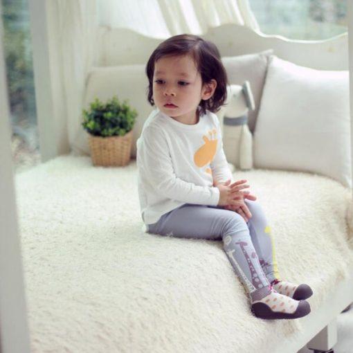 Giầy tập đi Attipas ZOO Brown ZO01 - giầy xinh cho bé gái - mẫu giày bé gái đẹp
