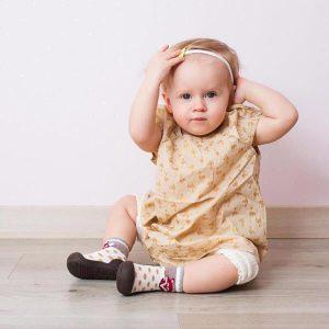 Giầy tập đi Attipas ZOO Brown ZO01 - giầy xinh cho bé gái - giầy cho bé 6 tháng tuổi