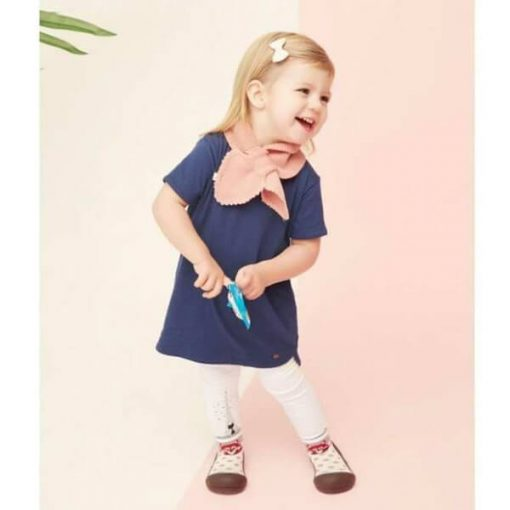 Giầy tập đi Attipas ZOO Brown ZO01 - giầy xinh cho bé gái - giầy bé gái 2 tuổi