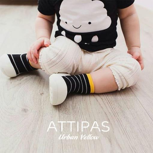 giầy tập đi attipas urban yellow, giầy xinh cho bé trai 1 tuổi, giầy xinh cho bé gái 1 tuổi